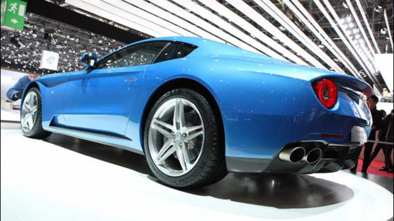 [Copertina] - Salone di Ginevra, il sogno Ferrari si chiama anche Touring Berlinetta