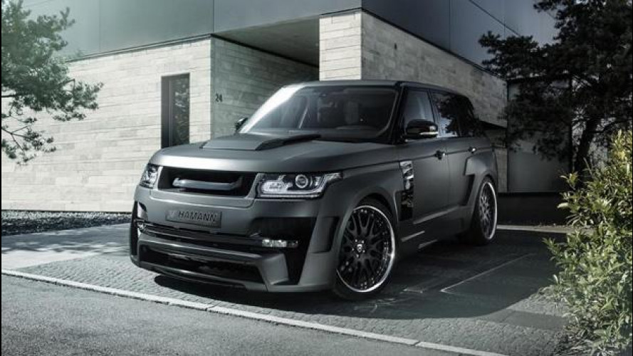 Range Rover Mystère by Hamann
