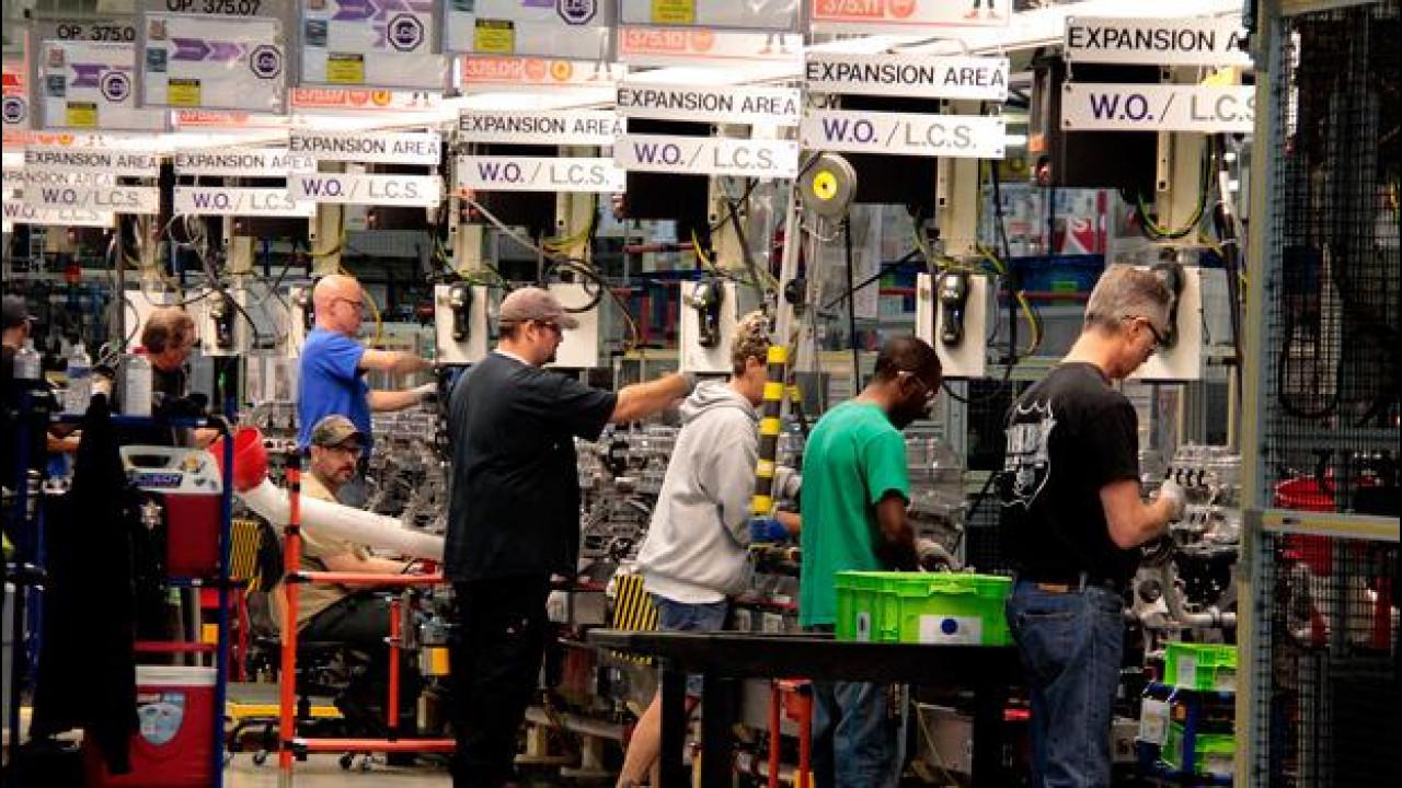 [Copertina] - FCA, i lavoratori americani rifiutano il nuovo contratto di Marchionne