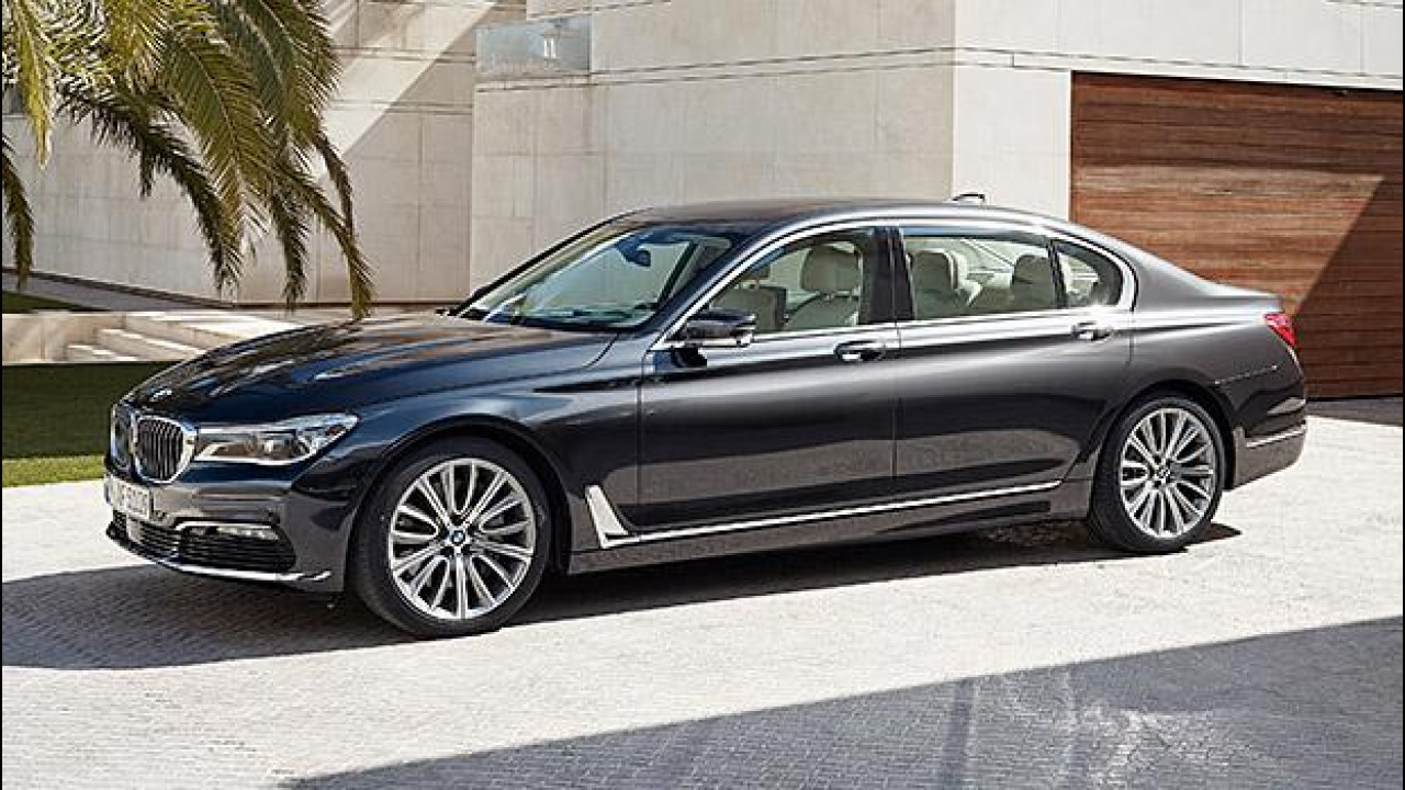 [Copertina] - Nuova BMW Serie 7, eccellenza assoluta
