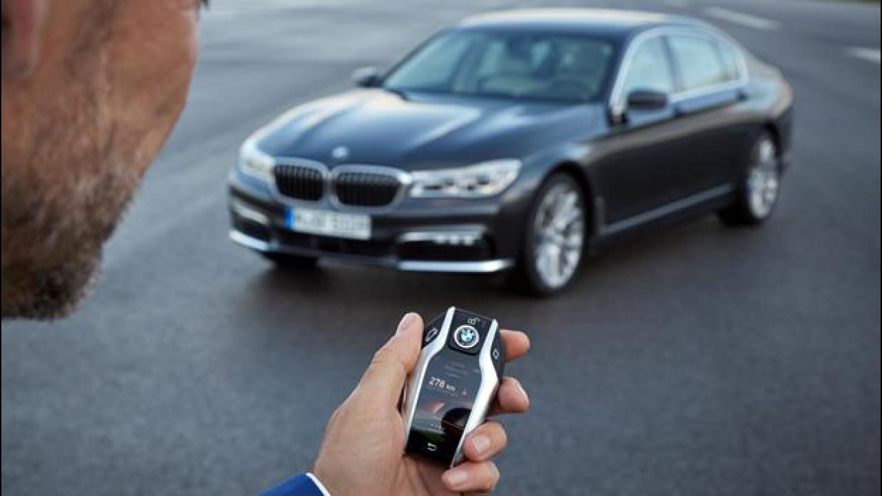 [Copertina] - Nuova BMW Serie 7, la chiave delle meraviglie