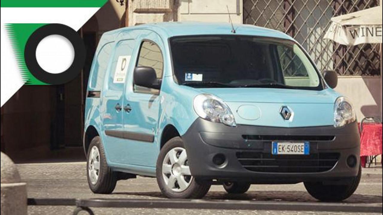 [Copertina] - Renault Kangoo Z.E., missione compiuta