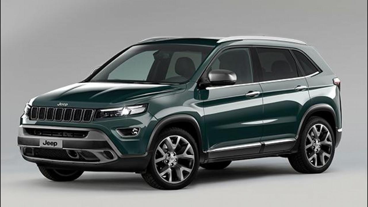 [Copertina] - Jeep, il nuovo SUV compatto sta arrivando