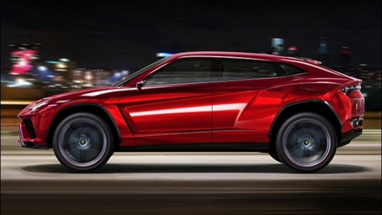 [Copertina] - Lamborghini Urus, il super SUV avrà 650 CV