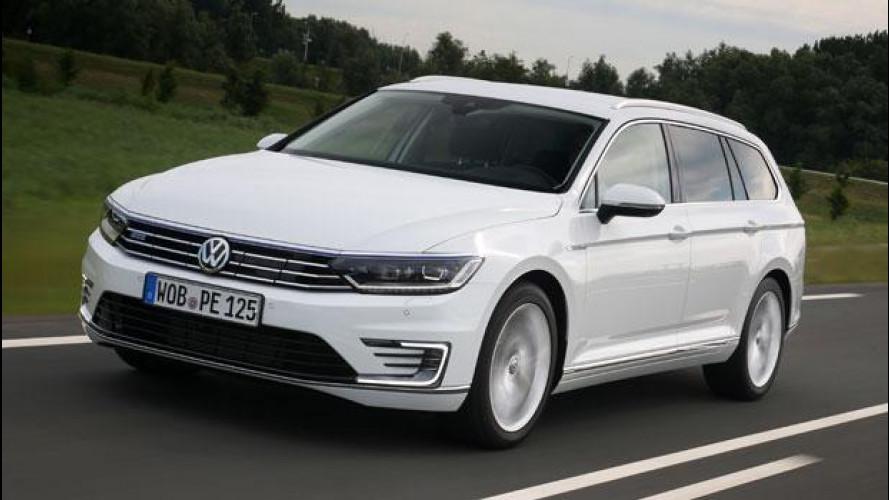 Volkswagen Passat Variant GTE, fra ecologia e sportività