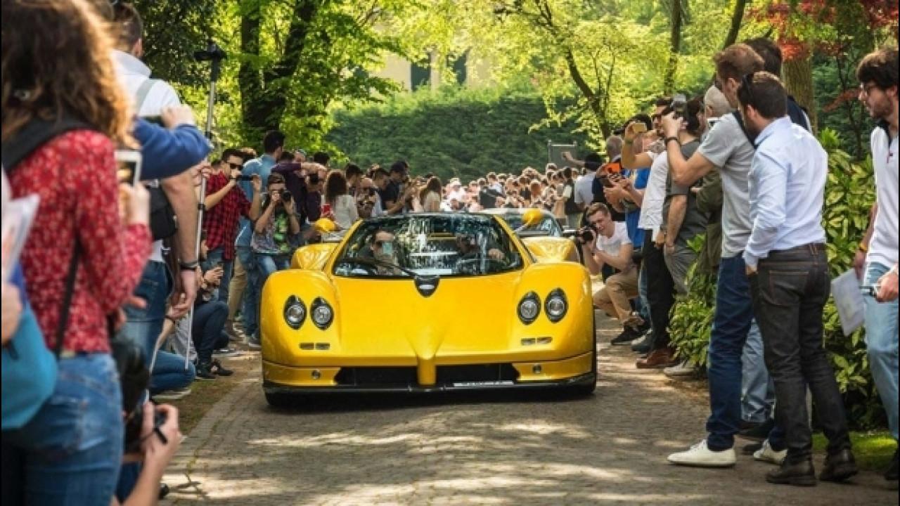 [Copertina] - Cars & Coffee Italy, il maxi raduno di supercar torna a Brescia