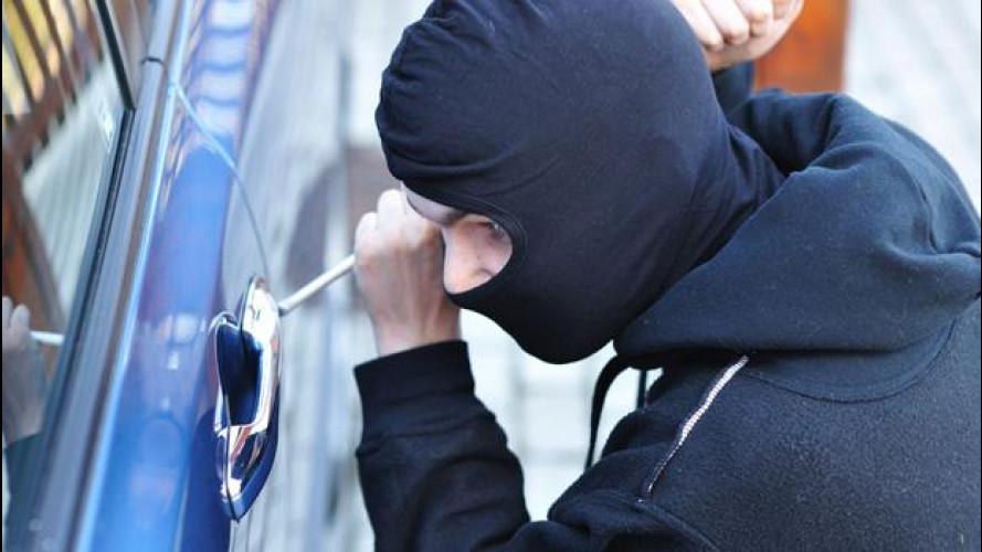 Noleggio auto al Sud Italia: troppi furti, occhio alle penalità