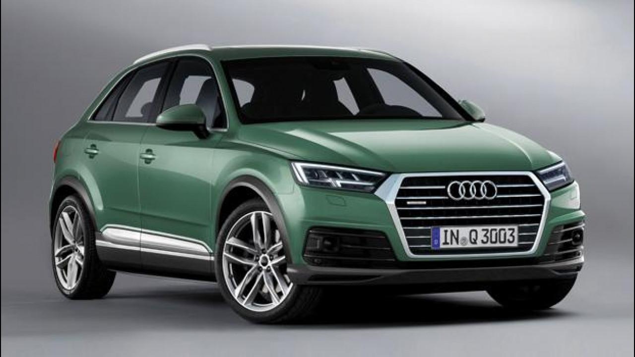 [Copertina] - Nuova Audi Q3, la seconda generazione cresce
