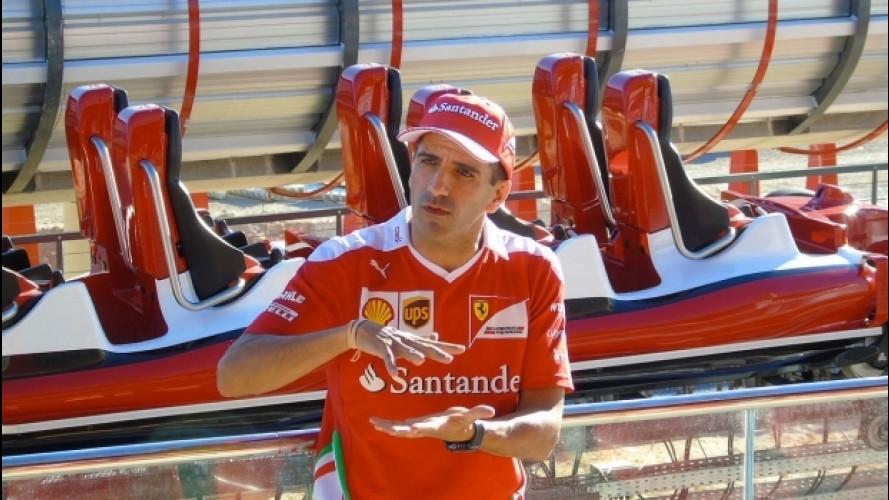 Ferrari Land, in Spagna apre il 7 aprile