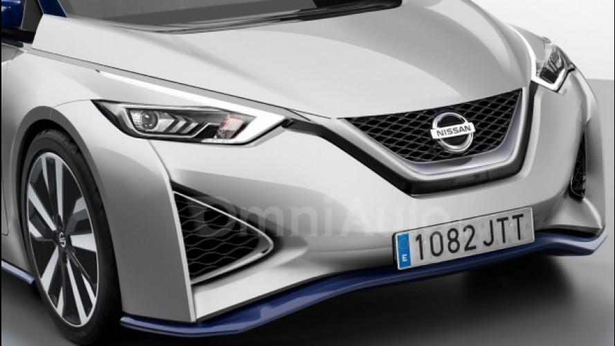 Nissan Leaf, sulla nuova arriva la guida assistita