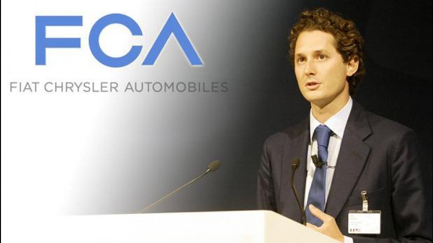 "Fiat-Chrysler: ""Matrimonio d'amore"", non d'interesse"
