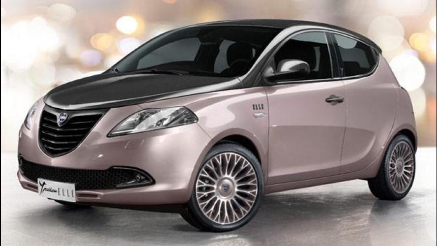 Lancia Ypsilon Elle concept: omaggio all'alta moda
