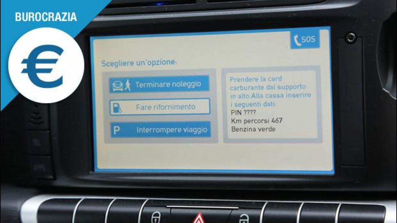 [Copertina] - Car sharing, sei dritte per utilizzare l'auto condivisa