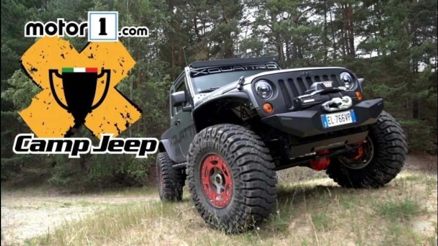 Camp Jeep 2017: e il Jeeper europeo dell'anno è...