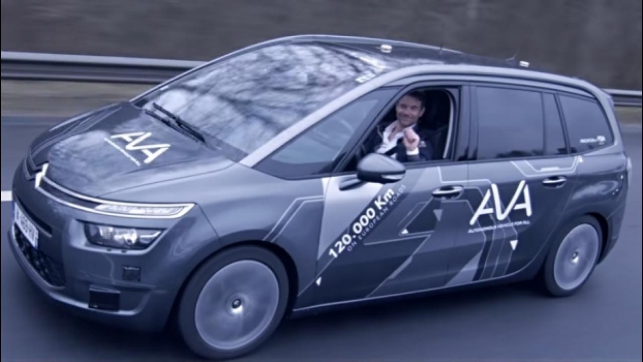 [Copertina] - Guida autonoma, il programma AVA di PSA passa alla pratica a Parigi [VIDEO]