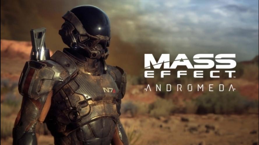 Mass Effect: Andromeda, la galassia non è mai stata così viva [VIDEO]