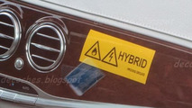 2014 Mercedes-Benz XL plug-in hybrid spy photo 20.10.2013