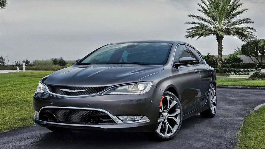2015 Chrysler 200 leaked, priced from 21,700 USD