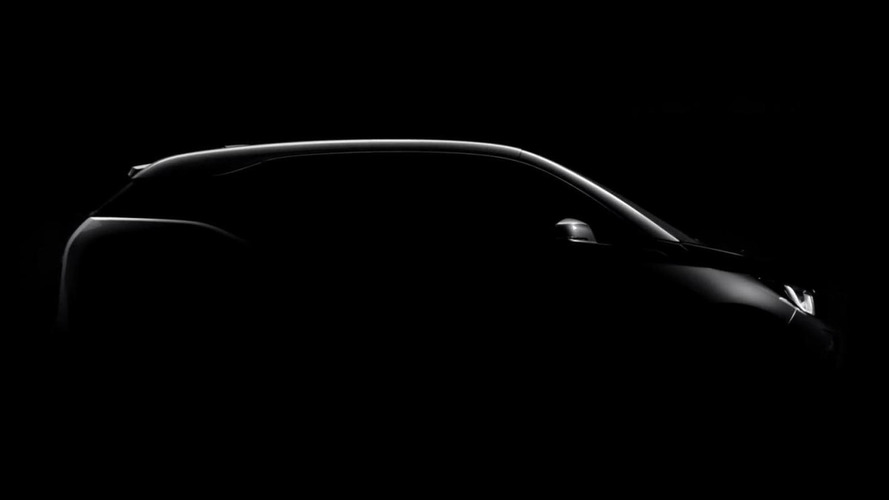 2014 BMW i3 teased, debuts on July 29th [video]