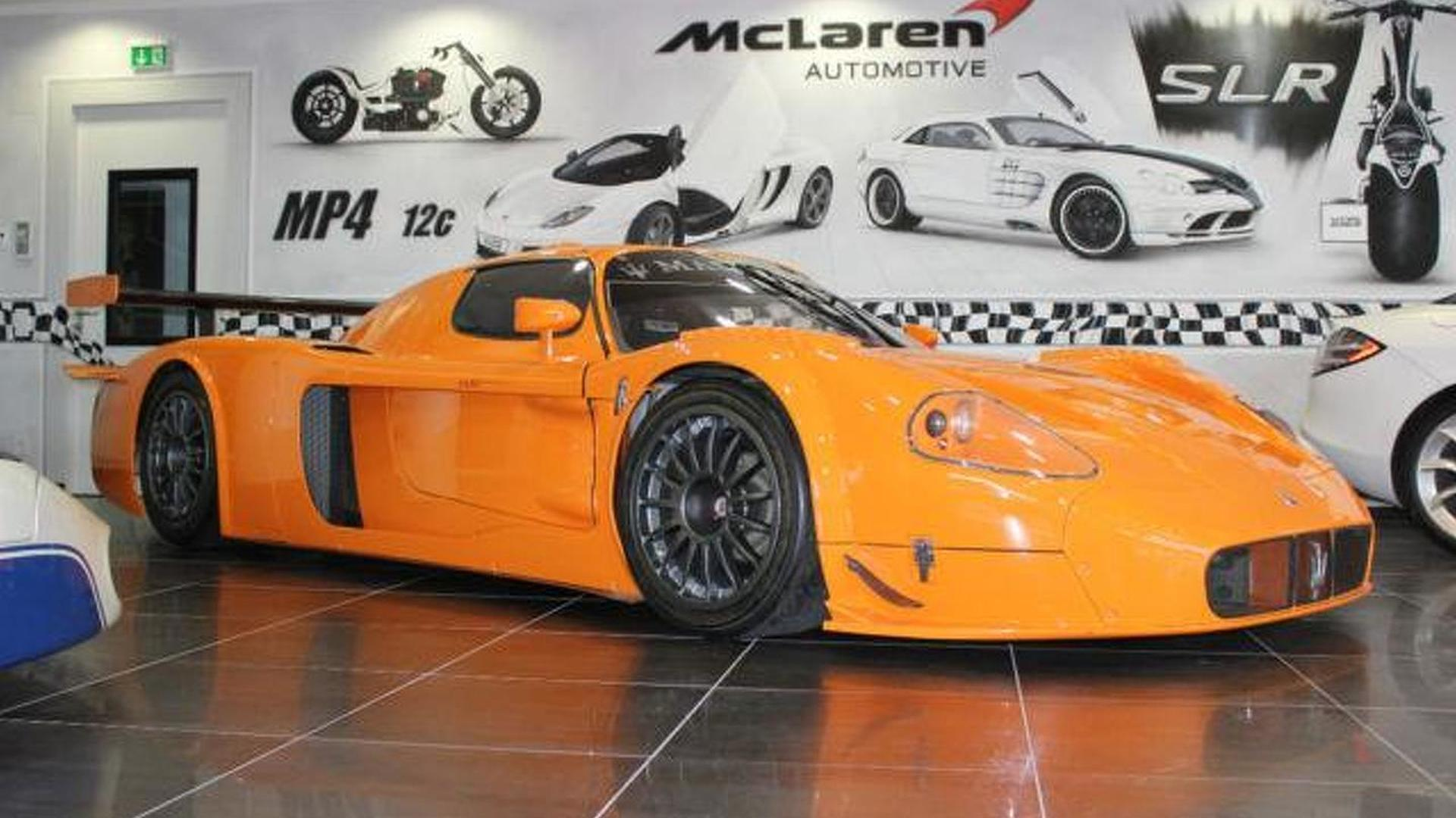 maserati mc12 corsaedo competition up for sale, costs 1.395