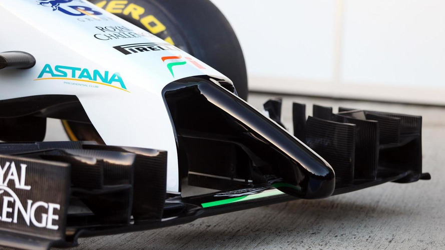 F1 row brewing over new nose designs