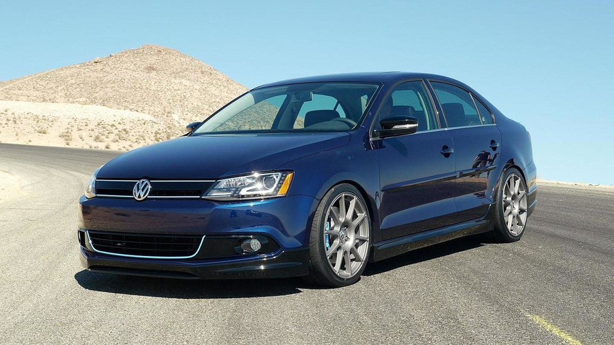 Volkswagen Racer's Dream Jetta & Helios Jetta GLI Tribute Edition announced for SEMA