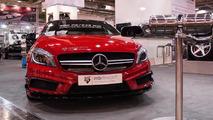 Mercedes-Benz A45 AMG by mcchip-dkr