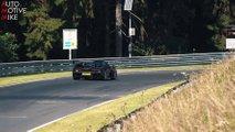 McLaren Senna au Nürburgring