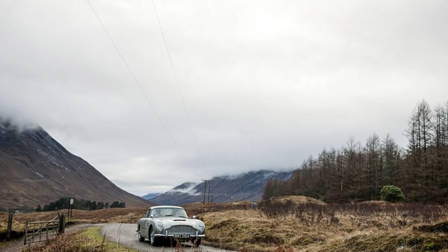 Aston Martin DB5 continuation series