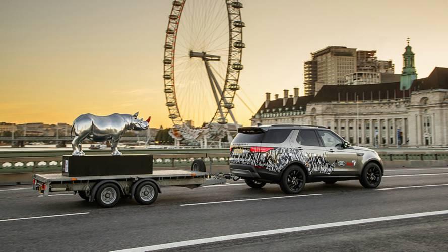 Land Rover Tusk Rhino Trail