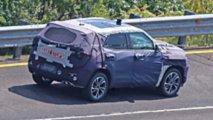 2020 Chevrolet Trax Spy Photo
