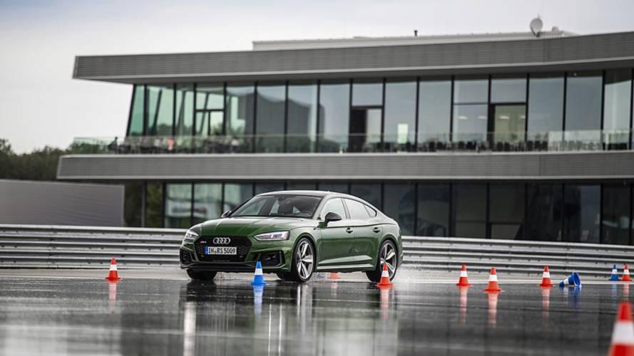Audi RS5 Sportback'in Avrupa lansmanı ertelendi