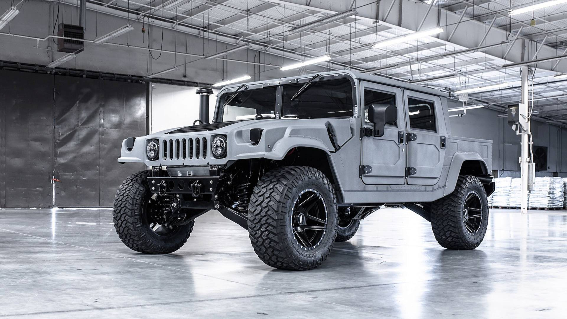 Finally, A Military-Spec Hummer You Can Actually Buy | brand new hummer for sale