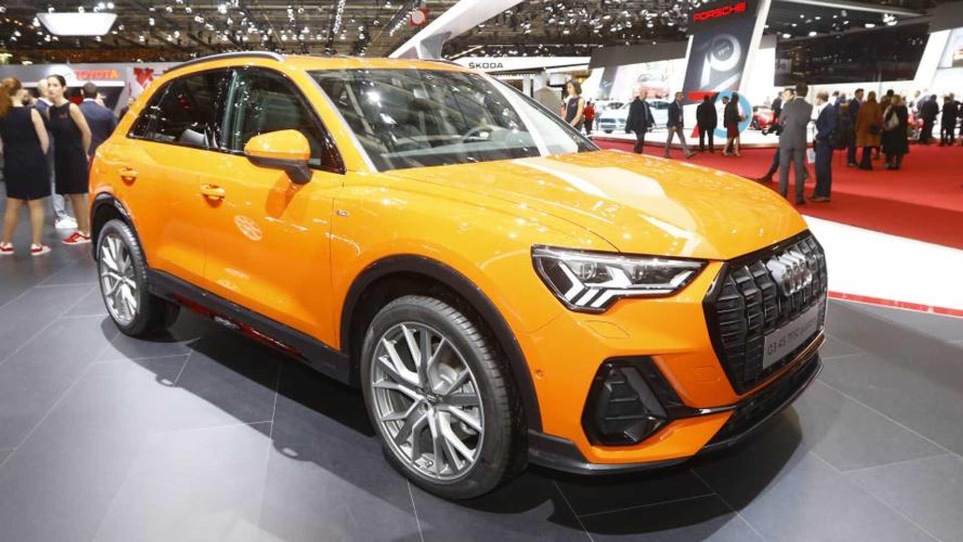 Audi Annonce Les Tarifs Du Nouveau Q3 Les Commandes Ouvertes
