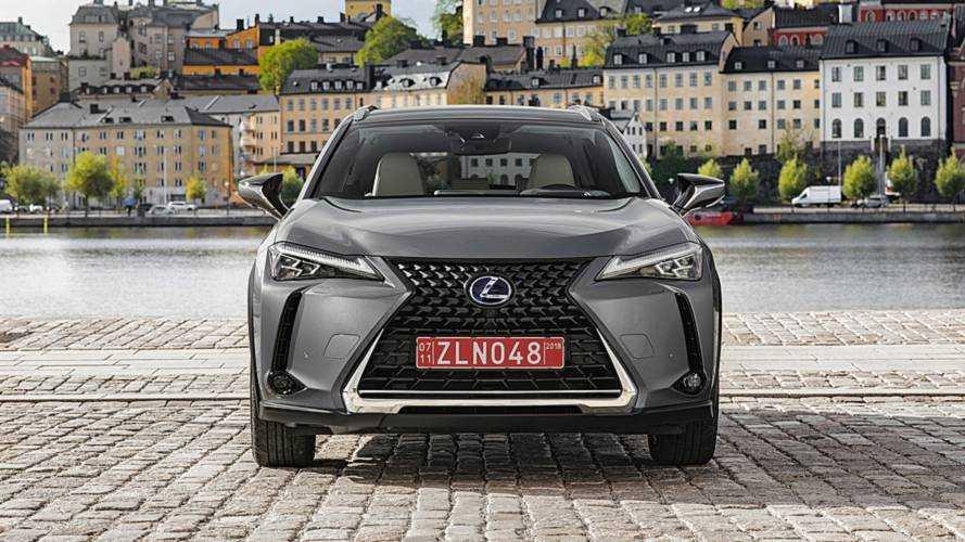 Lexus'un patent başvurusu elektrikli bir modele işaret ediyor