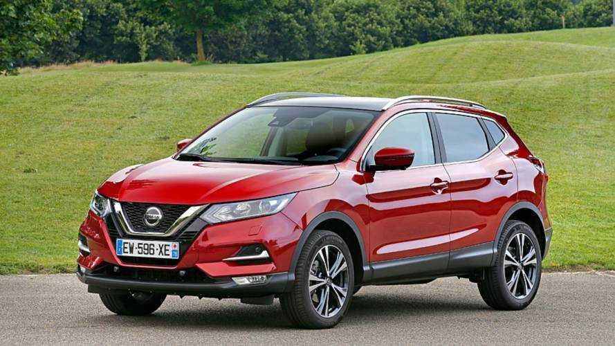 Le Nissan Qashqai reçoit un nouveau moteur diesel 1,5 litre dCi