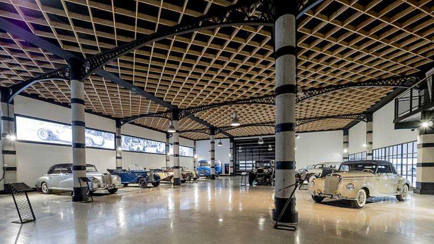 Museo Mercedes-Benz en Aguinaga