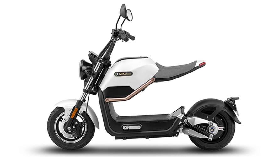 Hot or Not? The Miku Max e-Scooter Has A Polarizing Look