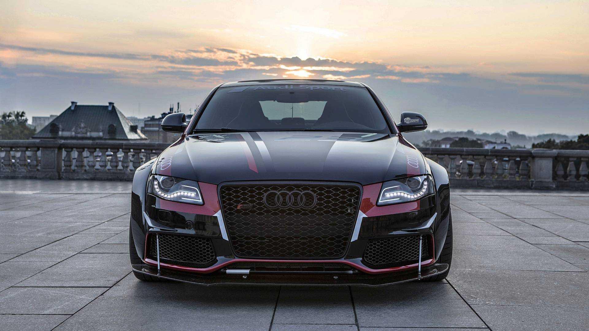 Audi A4 V8 quattro conversion | Motor1 com Photos