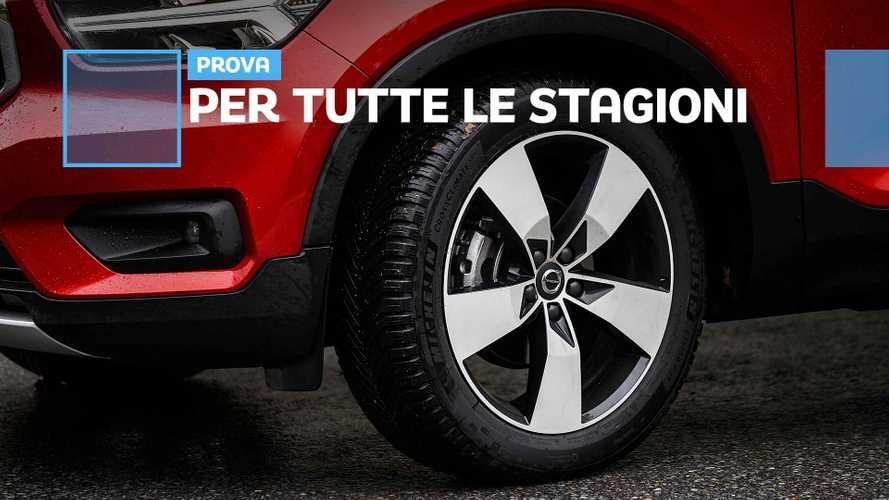 Michelin CrossClimate SUV, l'invernale anche d'estate