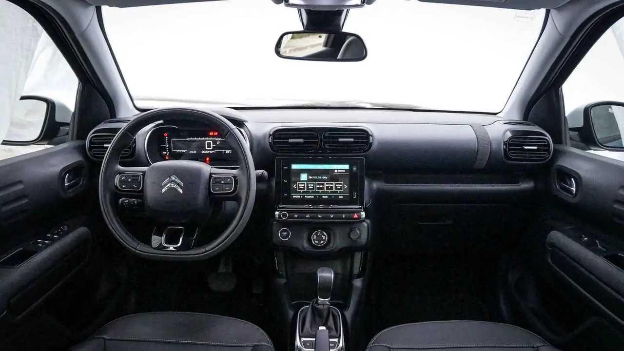 Citroën C4 Cactus vs. Chevrolet Tracker