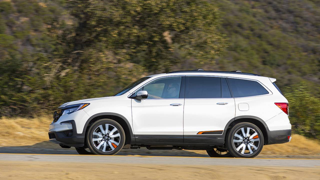 Honda Pilot Towing Capacity >> 2020 Kia Telluride: Comparing The New Kid With The Competition
