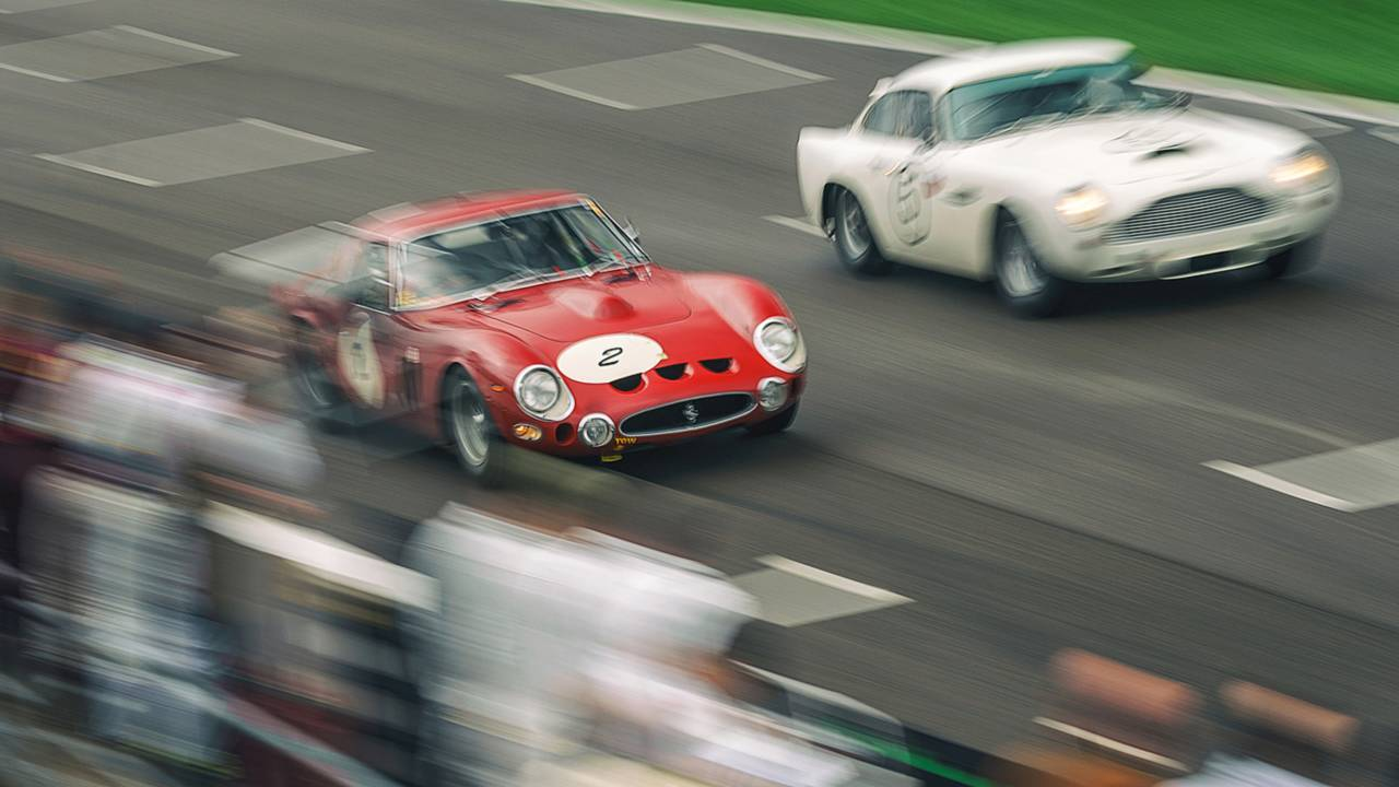 Goodwood Revival Kinrara Trophy