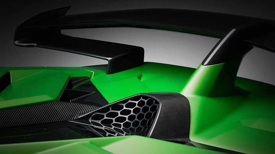 Lamborghini Can't Stop Teasing The Aventador SVJ