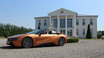 BMW i8 Roadster - tesztfotók