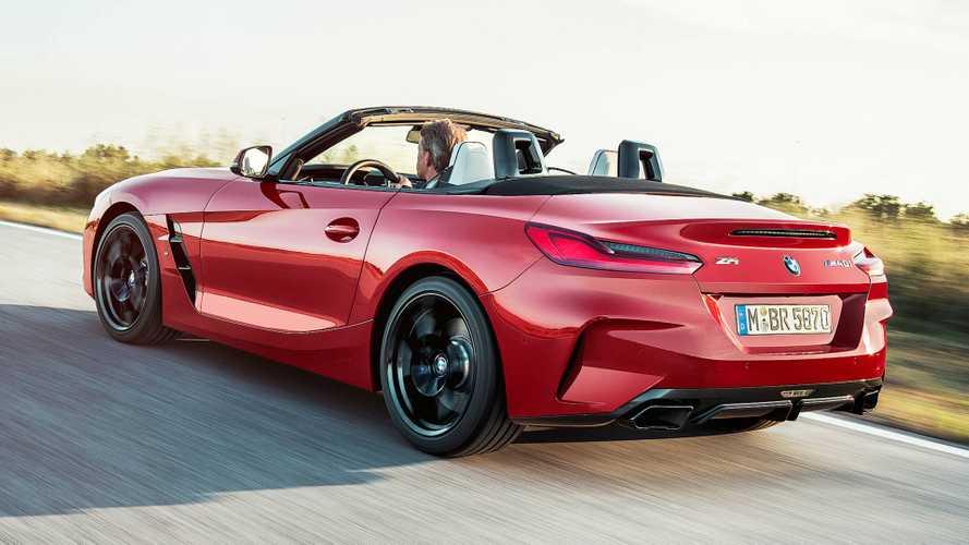 Nuova BMW Z4, il design che divide