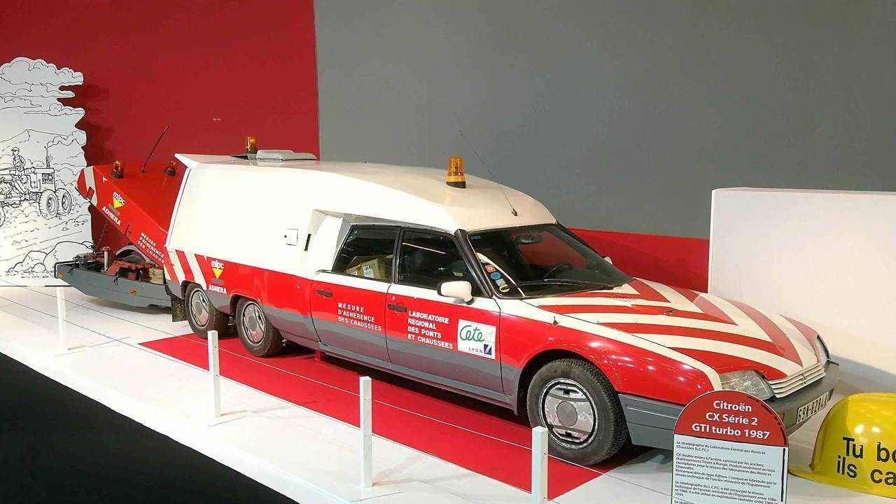 Citroën CX GTI Turbo (1987)
