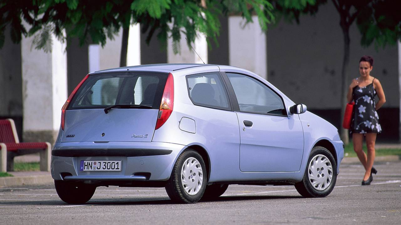 Fiat Punto - Ancora 3 o 5 porte