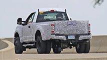 2020 Ford Super Duty Spy Photos
