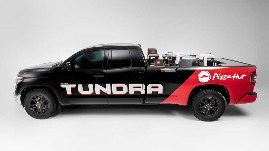 Toyota Tundra Pie Pro Fuel Cell Custom